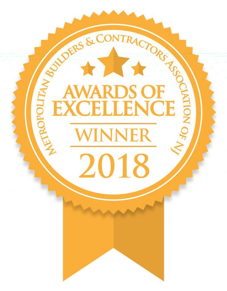 MetroBCA 2018 Award of Excellence