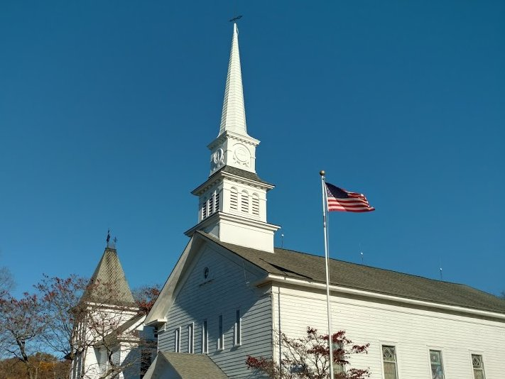 Steeple Renovation Project - Succasunna, NJ