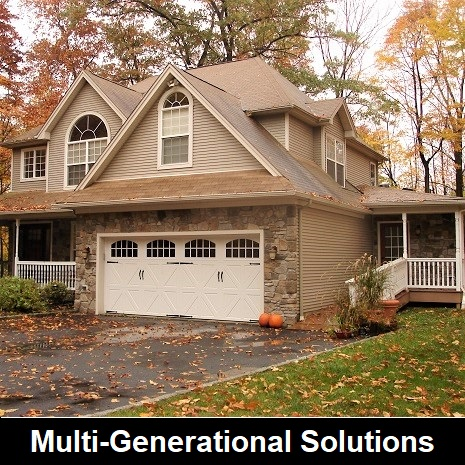 In-Law Suites, Multi-generational Homes - Morris, Sussex, Warren and Somerset Counties